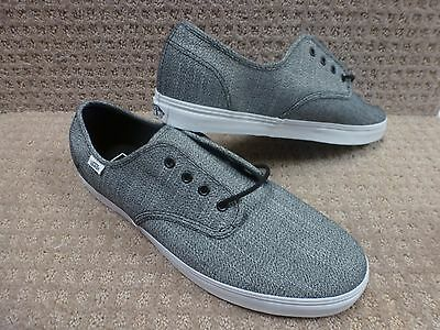 8c14f6623b07ae NEW VANS TESELLA OTW Collection Khaki Leather size 12 -  29.99 ...