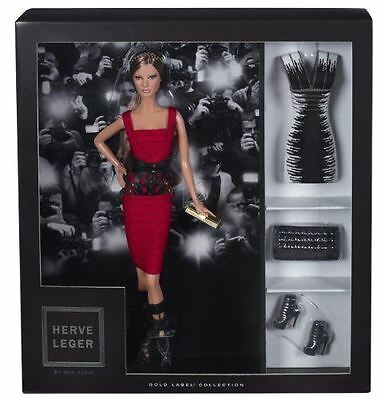 Barbie Gold Label Collection Herve Leger Collectable Doll