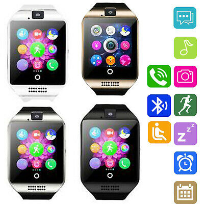 Touch Screen Bluetooth Smart Watch For Samsung Galaxy S7 Edge S6 S5 A5 A7 J1 LG