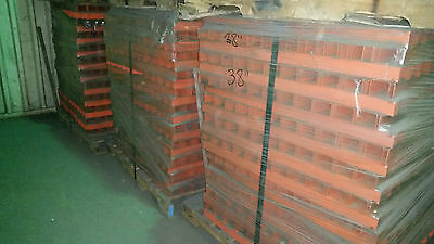 """Snap In Pallet Supports 42"""" deep - 38"""" inside dim. 100 pc."""