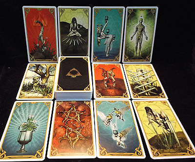 Sealed Brand New! Night Sun Tarot Card Oracle Occult Masters Divination