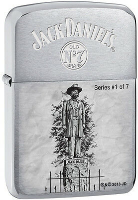 Zippo Limited Edition Jack Daniel's Scenes From Lynchburg Lighter #1 of 7 28736