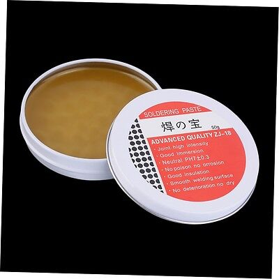 50g Rosin Soldering Flux Paste Solder High Intensity Welding Grease Hot G#
