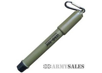 Web-Tex Surviva-Pure Military Grade Survival Straw Water Purification Filter