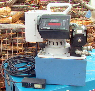 Power-Dyne HPE310 55 ft3/min at 10,000 PSI Electric Hydraulic Pump with digital