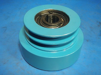 "Centrifugal Clutch Heavy Duty Double Groove (B) With 1"" Bore 24 Hp Brand New !"