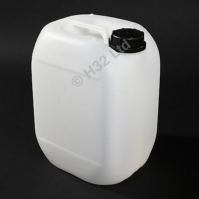 2x New 10L Litre Water Container Carrier Bottle Drum Jerry Can Camping 25