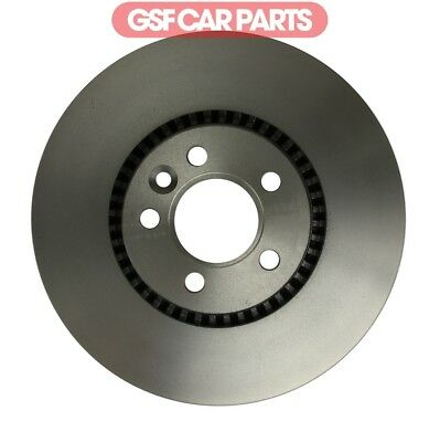 Brembo Front Vented Brake Disc Volvo V60 10-15 D5 Awd D5 T5 T6 D4 Awd D4 D3