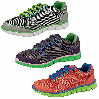 WHOLESALE Boys/Girls Trainers / Sizes 10x2 / 18 Pairs / H2346