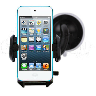 Windscreen Mount Secure Mobile Phone / iPod Holder for the Apple iPod Touch 5