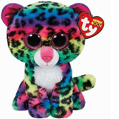 Ty Beanie Babies 37189 Boos Dotty the Leopard Boo