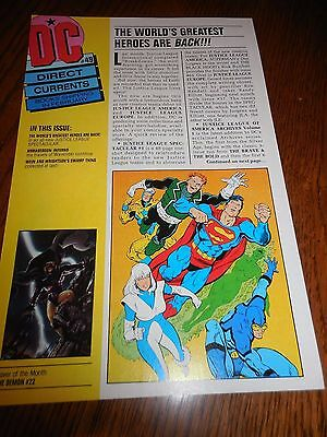 DC Direct Currents #49 ( VF to NM )