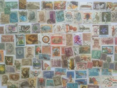 2000 Different India Stamp Collection