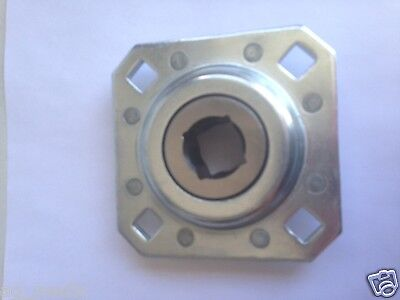 "King Kutter Disc Harrow Sealed Bearing with retainer for 1"" Square Axle 504125"