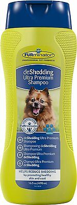 FURminator  DeShedding Ultra Premium Shampoo for Dogs 250ml,490 ml
