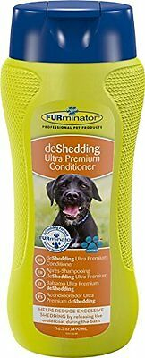 FURminator DeShedding Ultra Premium Conditioner for Dogs  250ml ,490 ml