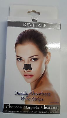 3 Boxes Charcoal Magnetic Cleansing Nose Strips Blackhead & Pore Treatment