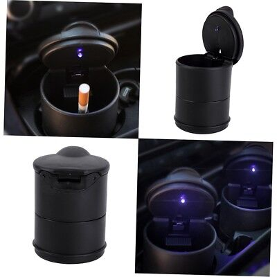 Auto Car Truck LED Cigarette Smoke Ashtray Ash Cylinder Cup Holder New GH