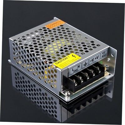 12V 5A 60W AC/DC Switch Switching Power Supply Driver For LED Strip Light GH