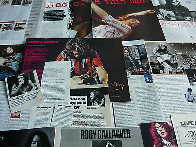 Rory Gallagher - Cuttings Pack (Ref X3)