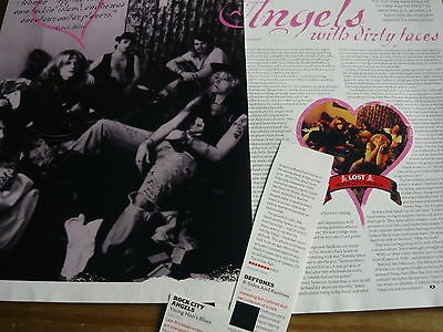 Rock City Angels - Cuttings Pack (Ref X2)