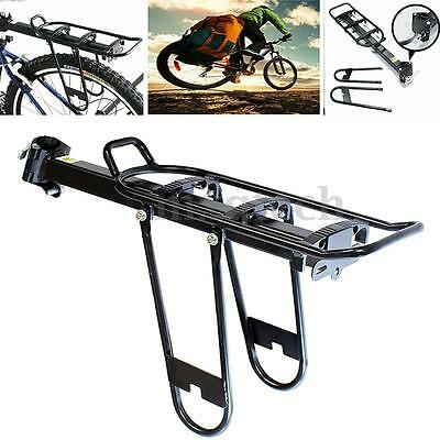 25kg Bike Bicycle Quick Release Rear Rack Seat Post Pannier Carrier Luggage