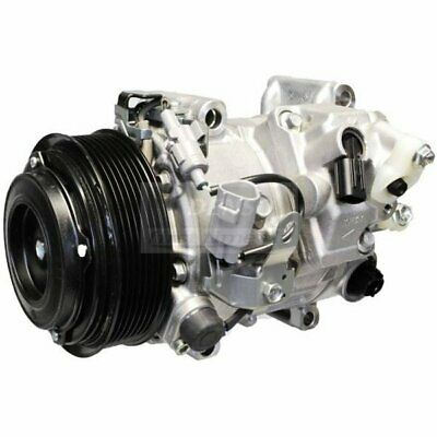 Denso A/C AC Compressor New With clutch for Toyota Sienna Highlander 471-1017
