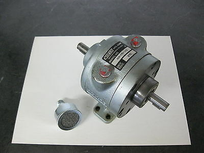 GAST 4AM-FRV-142 Double Shaft Reversible Air Motor NEW