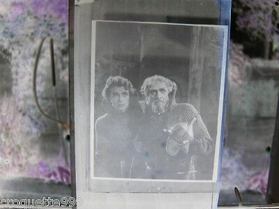 ancienne plaque photo verre negatif Film Cinema IVAN LE TERRIBLE EISENSTEIN 8