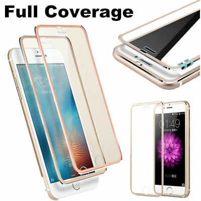 Full Cover 3D Premium Tempered Glass Screen Protector for iphone XS MAX XR 8 7