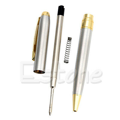 JINHAO 031 Stainless Steel Deluxe Suit Business Affairs Ball Point Pen Medium