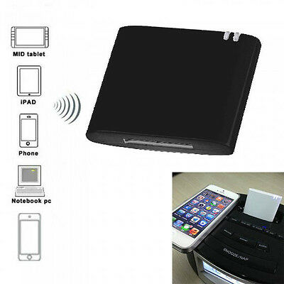 Bluetooth Music Receiver Adapter for Bose Sounddock Series II 10 & Portable