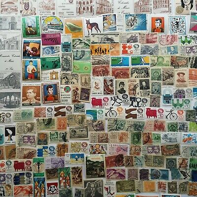 1000 Different Mexico Stamp Collection