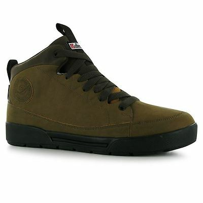 Diem Mens TT Shoes Lace Up Fishing Ankle Boots Waterproof Outdoor