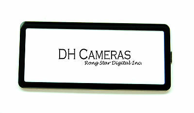 Canon 5D Mark III  Replacement Top Display Window + Tape - Free Shipping*