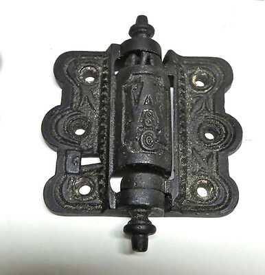 Pair(s) of New Ornate Repro Victorian Cast Iron Screen Storm Door Tension Hinges
