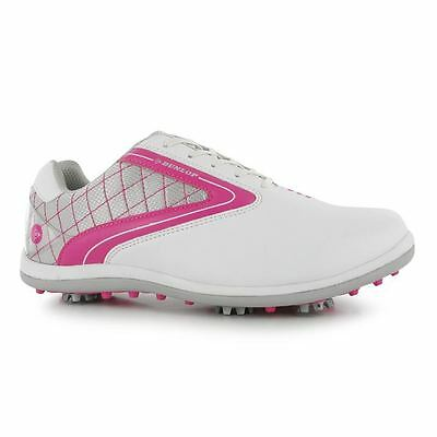 Dunlop Womens Biomimetic 100 Ladies Golf Shoes Lace Up Sports