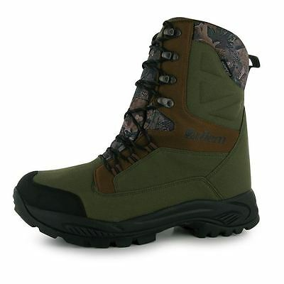 Diem Mens AT Boots Fishing Lace Up Waterproof Outdoor