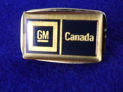Gm Canada Car Truck Vintage  Pin Pinback Automobile Collector Button