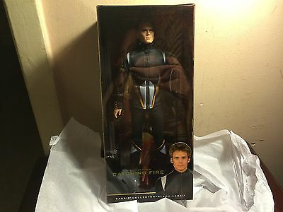 Barbie The Hunger Games Catching Fire Finnick Mib L@@k
