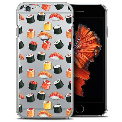 Coque Crystal Pour iPhone 6/6s (4.7) Extra Fine Rigide Foodie Sushi
