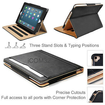 """Magnetic Leather Smart Case Cover For Apple Older iPad Pro 12.9"""" + 10.5"""" & 9.7"""""""