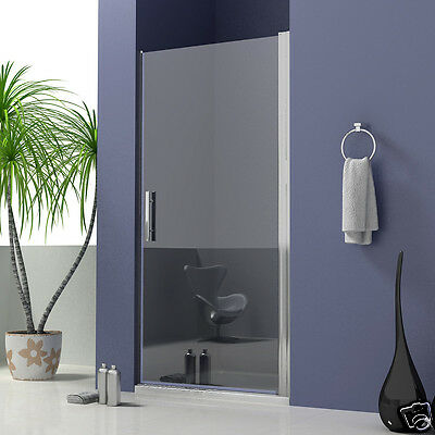 Frameless Pivot/Bi Fold /Hinge Shower Door 6mm Glass Screen 700 760 800 900 1000