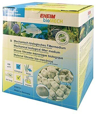 EHEIM 2508751 BIO-MECH 5 litres. Filter Media. Aquarium