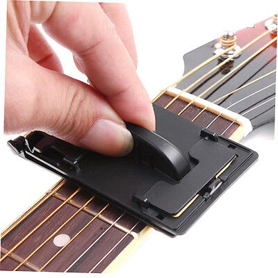 Guitar Bass Strings Scrubber Fretboard Cleaner Instrument Body Cleaning Tool NK