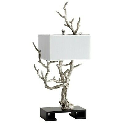 Cyan Design Mesquite Table Lamp, Mystic Silver - 05951