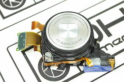 Canon PowerShot S110 SIlver Lens Zoom With CCD Sensor Replacement Part A0734