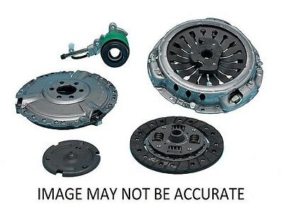 Vauxhall Corsa 00-16 Mk2 Mk3 Luk Clutch Kit With Concentric Slave Cylinder