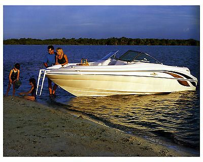 1998 Sea Ray 210 Sundeck Power Boat Factory Photo ud2365