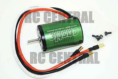 Castle Creations 1410-1Y 4-Pole Brushless Motor 3800kV 3.2mm Shaft